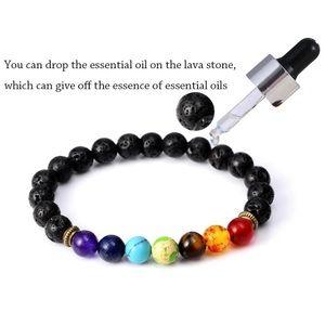 Jewelry - 7 CHAKRA HEALING BRACELETS